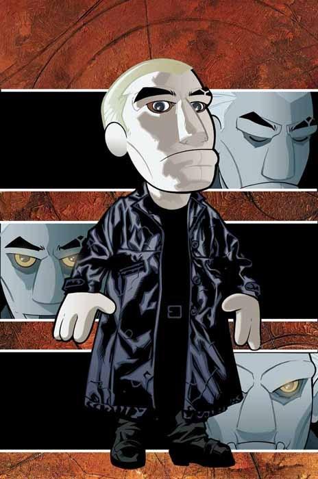 Spike Comic Cover Art