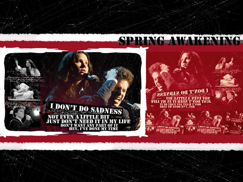 Spring Awakening - musicals Wallpaper