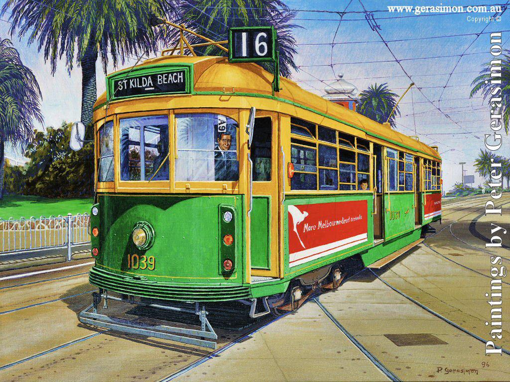 St Kilda Tram
