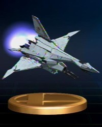 Star Fox Series Trophies