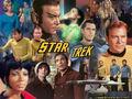 estrela Trek wallpaper