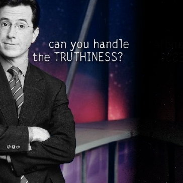 Stephen Colbert wallpaper with a business suit titled Stephen Banner