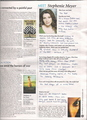 Stephenie Meyer Article - twilight-series photo