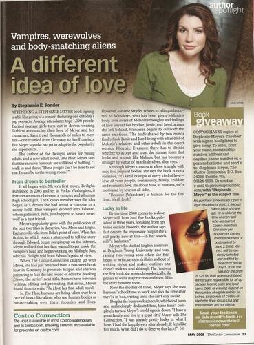 Stephenie Meyer প্রবন্ধ