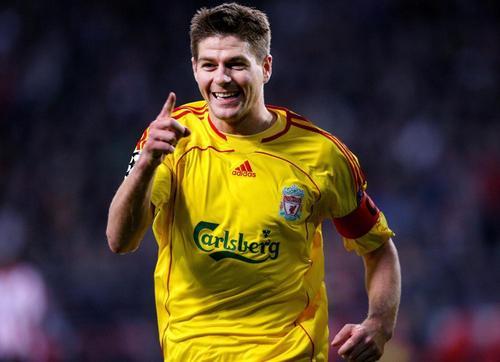 Steven Gerrard پیپر وال entitled Steven Gerrard