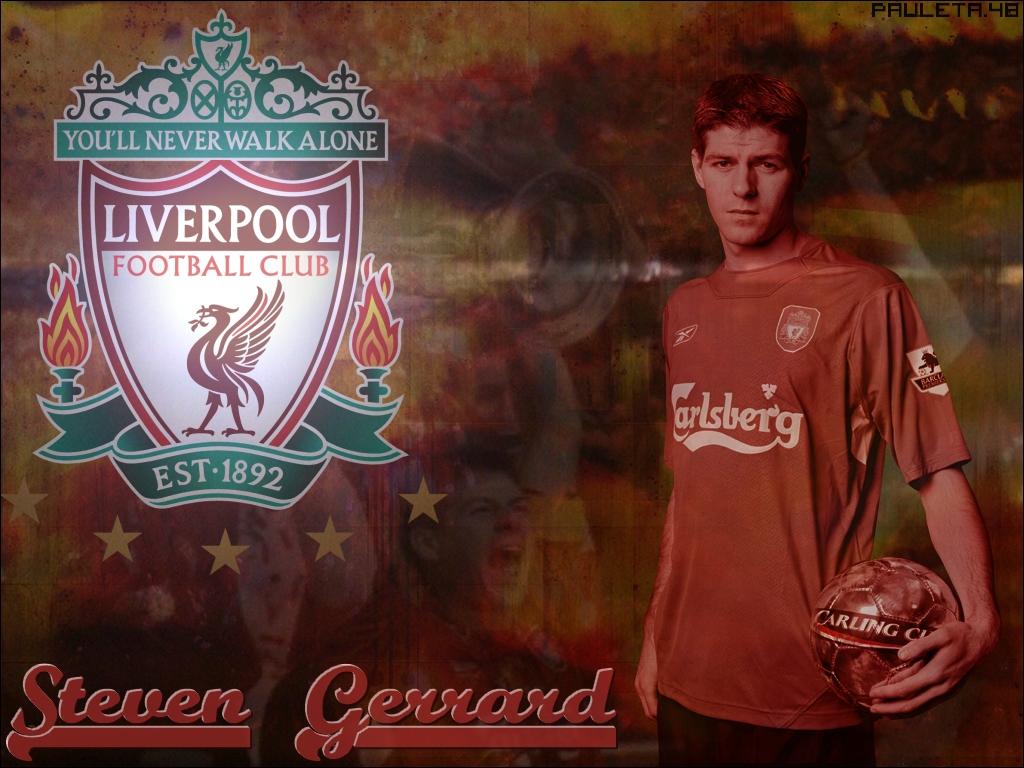 Steven Gerrard - Picture Colection