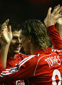 Stevie G and Torres