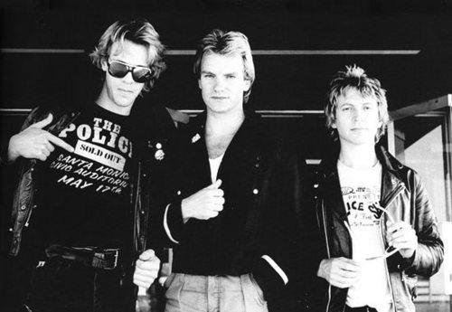 Stewart, Sting, Andy