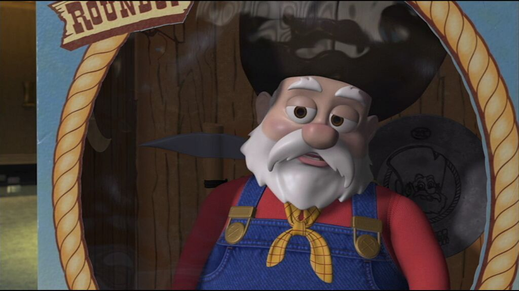 Stinky Pete - Toy Story 2