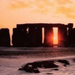 Stone Circle - Stonehenge - great-britain icon