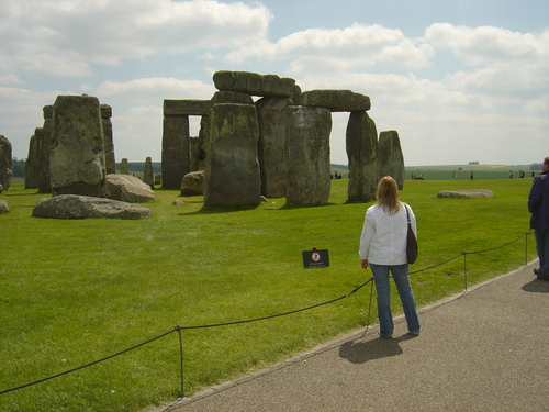 Witchcraft wallpaper entitled Stonehenge