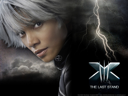 X-Men wallpaper probably containing a portrait titled Storm