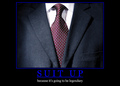 Suit Up - barney-stinson photo