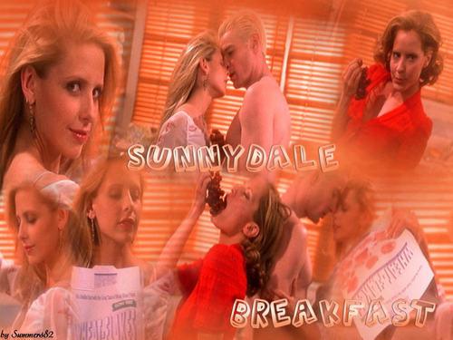 Sunnydale's Breakfast;)