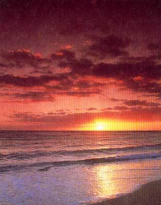 Sunsets and Sunrises wallpaper with a sunset called Sunset33