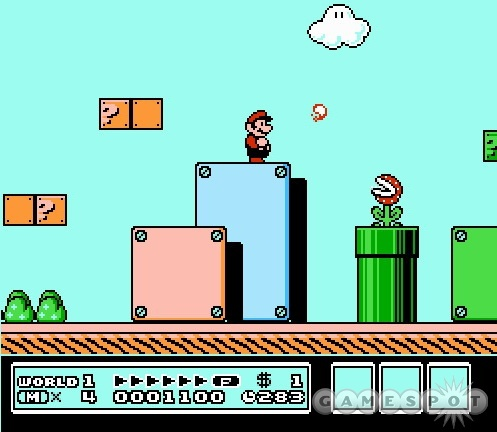 Super Mario Bros. wallpaper titled Super Mario Bros. 3