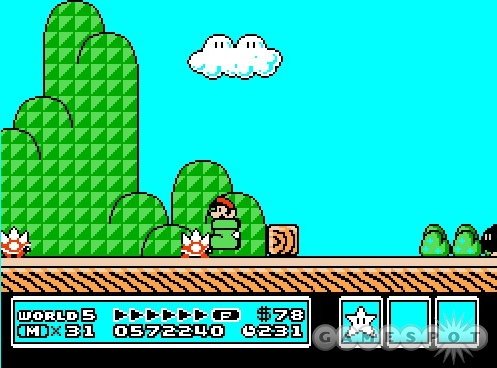 Super Mario Hintergrund probably with Anime called Super Mario Bros. 3