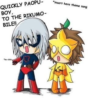 Super Riku and Sora