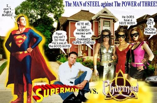 Super man vs Power of three