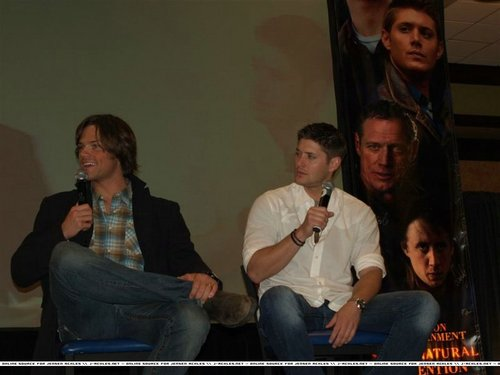 supernatural LA Convention