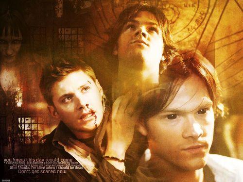 Supernatural fond d'écran