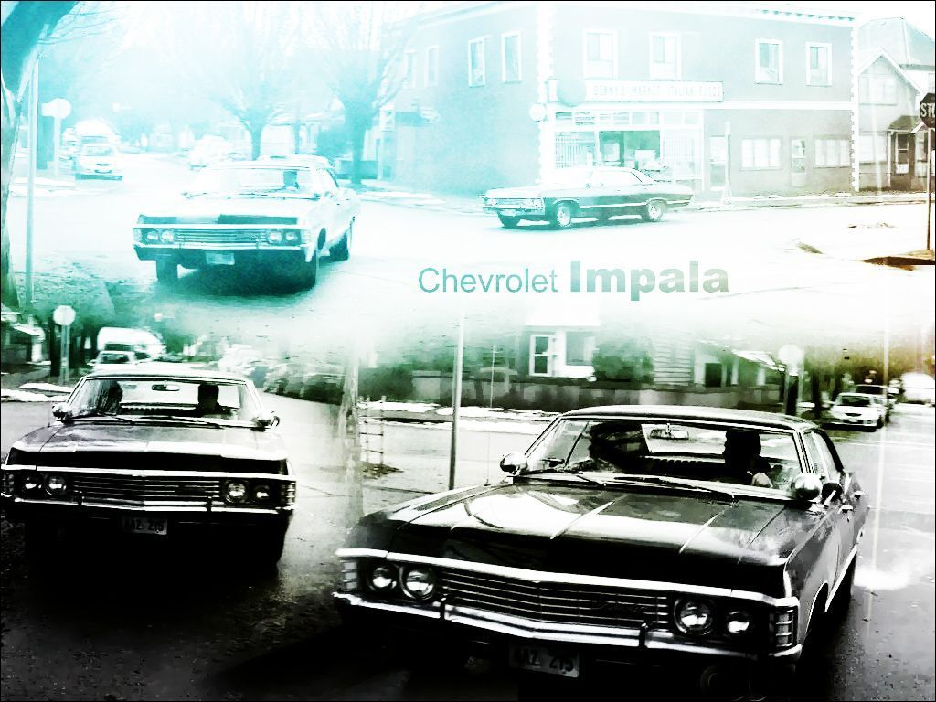 supernatural car impala wallpaper - photo #26