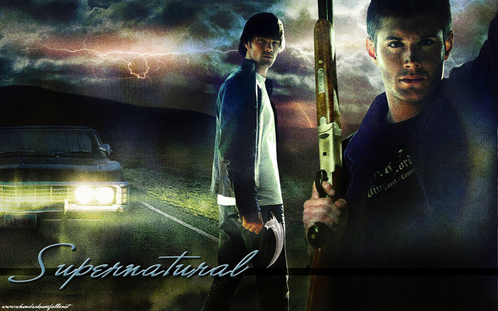 Supernatural Wallpapers - Supernatural Wallpaper (1026919 ...