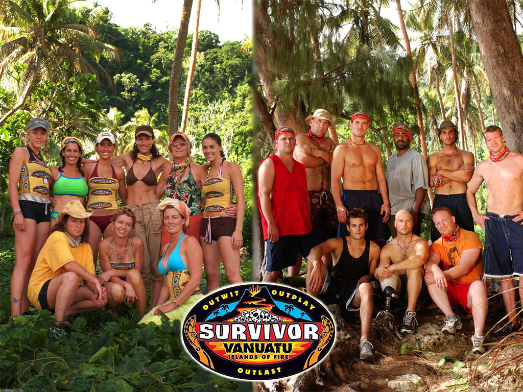 SURVIVOR Vanuatu - SURVIVOR Wallpaper (1108811) - Fanpop
