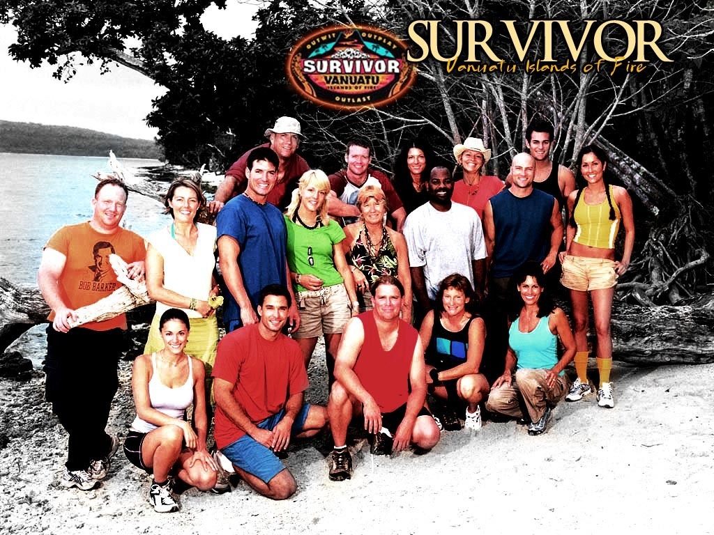 SURVIVOR Vanuatu - SURVIVOR Wallpaper (1108813) - Fanpop