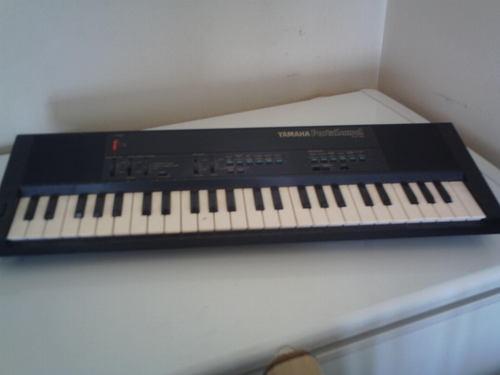 Susan's keyboard