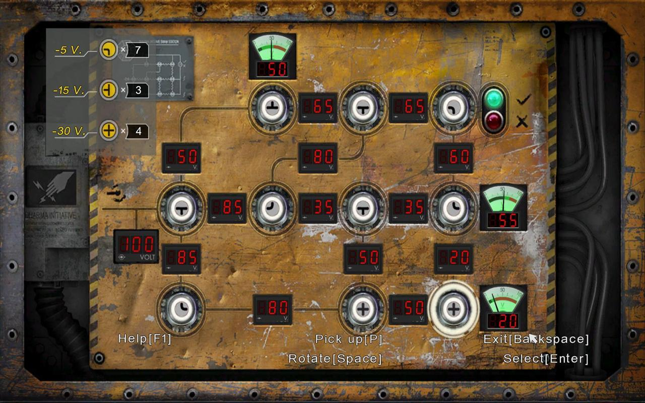 Lost Via Domus Images Swan Station Fuse Box Solved Hd Wallpaper And Deutsch Background Photos