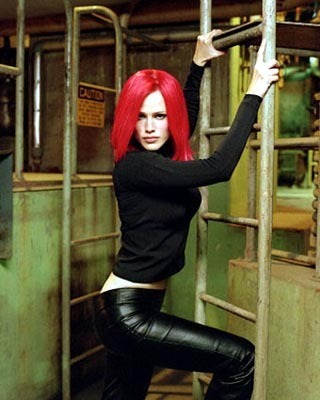 Syd's Red Hair