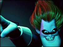 Syndrome - The Incredibles