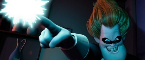 Disney Villains achtergrond titled Syndrome - The Incredibles