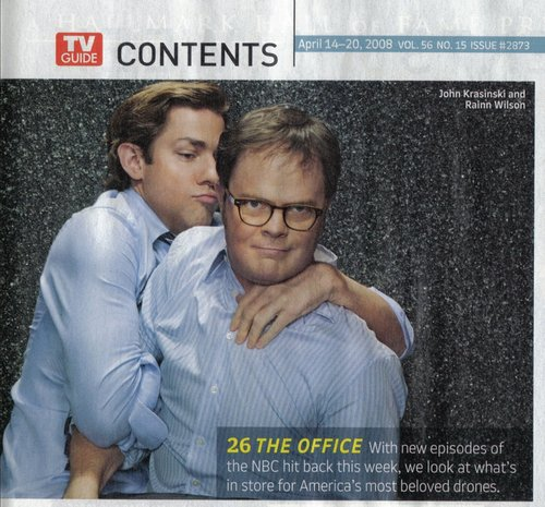 Rainn Wilson wallpaper called TV Guide
