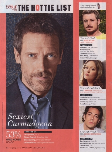TV Guide's Sexiest Issue