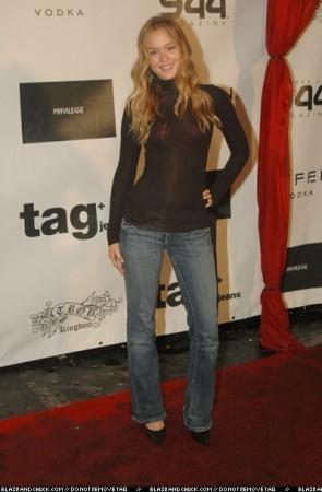 Tag Jeans Fashion tampil