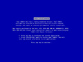 Tardis Blue Screen