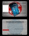 Tardis Operator's License