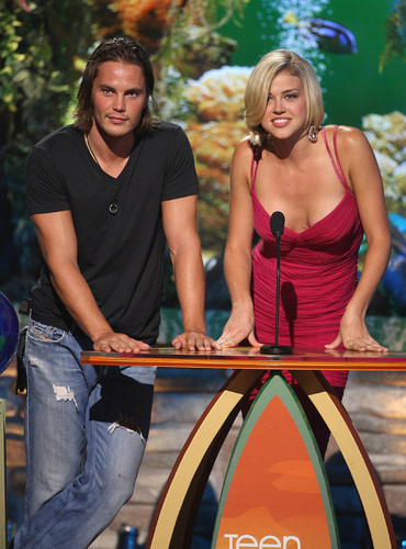 Taylor Kitsch wallpaper entitled Taylor and Adrianne