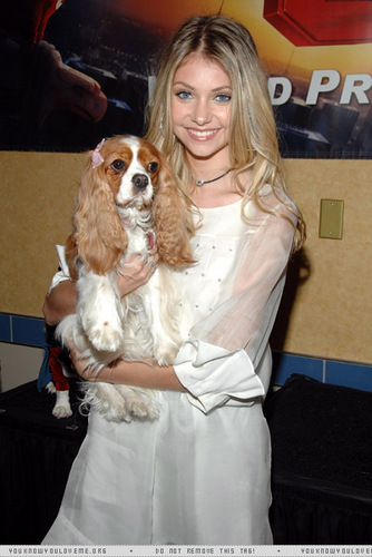 Taylor at Underdog premiere