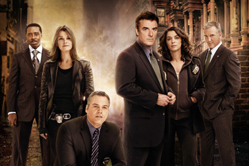 Law & Order: CI wallpaper containing a business suit, a suit, and a three piece suit entitled Team