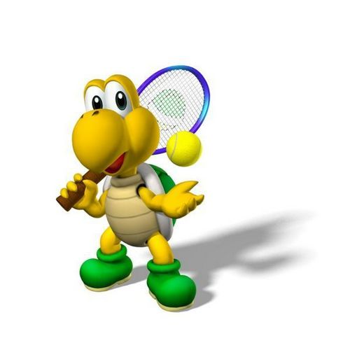 Mario Tennis wallpaper entitled Tennis!
