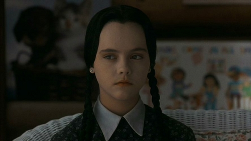 Addams Family wallpaper titled Wednesday