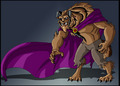 The Beast - leading-men-of-disney fan art