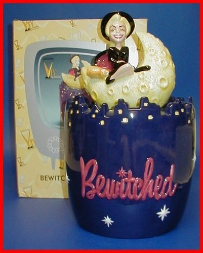 The Bewitched cookie jar.