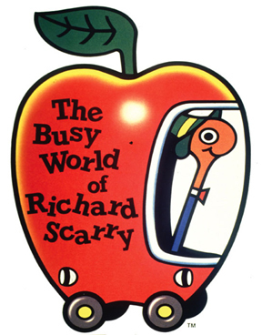 The Busy World of Richard Scar