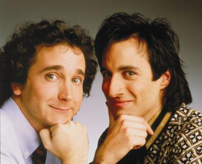 Perfect Strangers wallpaper called The Cousins