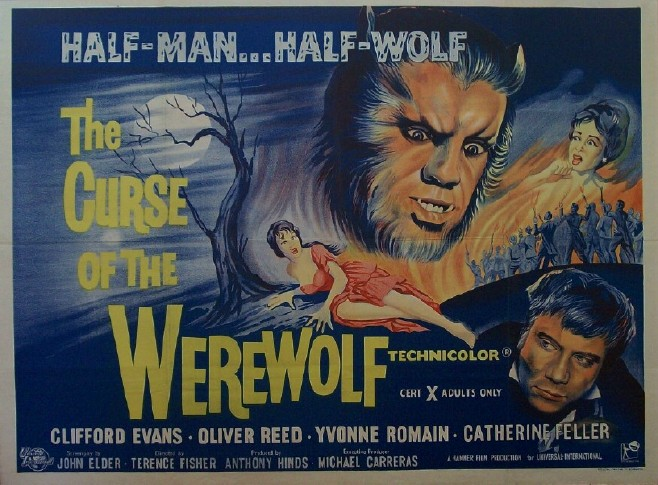 ... Curse of the Werewolf - Hammer Horror Films Photo (830928) - Fanpop