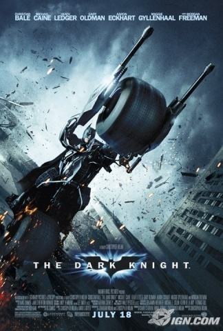 Batman fond d'écran entitled The Dark Knight Posters